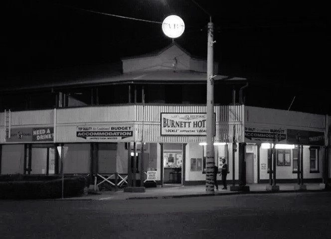 Burnett Hotel - Accommodation Melbourne