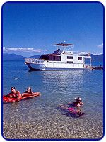 Hinchinbrook Rent A Yacht And House Boat - Accommodation Melbourne