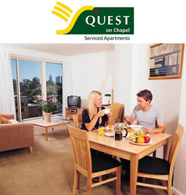 Quest On Chapel - Accommodation Melbourne