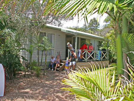 One Mile Beach Holiday Park - Accommodation Melbourne
