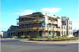 Quality Hotel Bentinck - Accommodation Melbourne