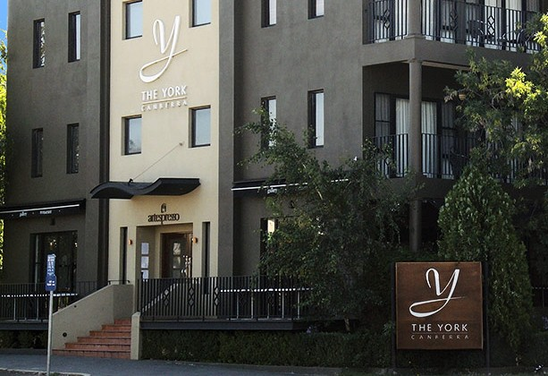 The York Canberra - Accommodation Melbourne