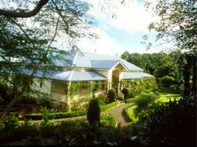 The Falls Rainforest Cottages - Accommodation Melbourne