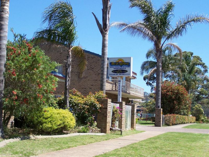 Beachfront Units Merimbula - Accommodation Melbourne
