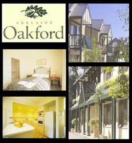 Adelaide Oakford Apartments - Accommodation Melbourne