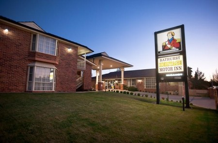 Bathurst Heritage Motor Inn - Accommodation Melbourne