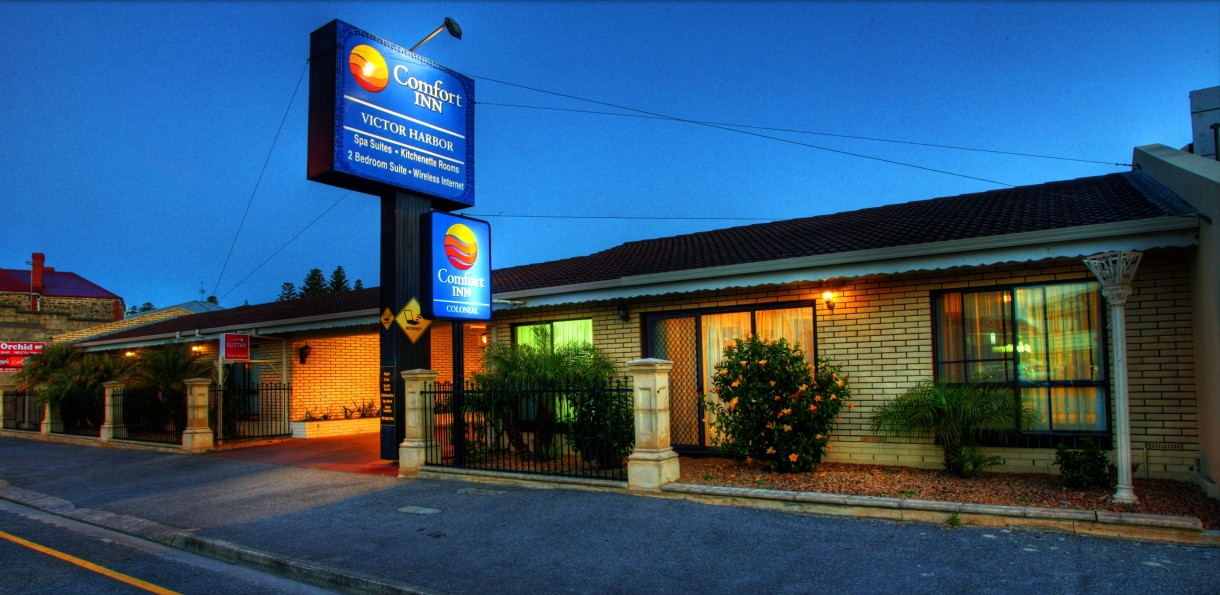 Comfort Inn Victor Harbor - Accommodation Melbourne