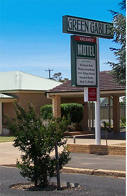 Green Gables Motel - Accommodation Melbourne