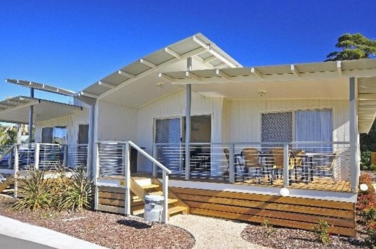 BIG4 Easts Beach Holiday Park - Accommodation Melbourne