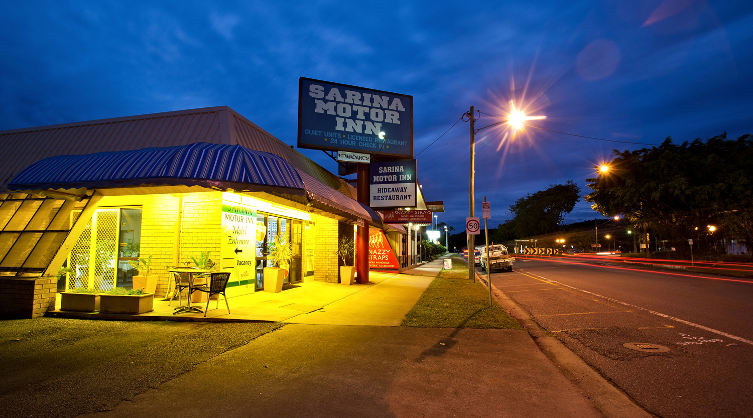 Sarina Motor Inn - Accommodation Melbourne