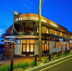 Commercial Boutique Hotel  - Accommodation Melbourne