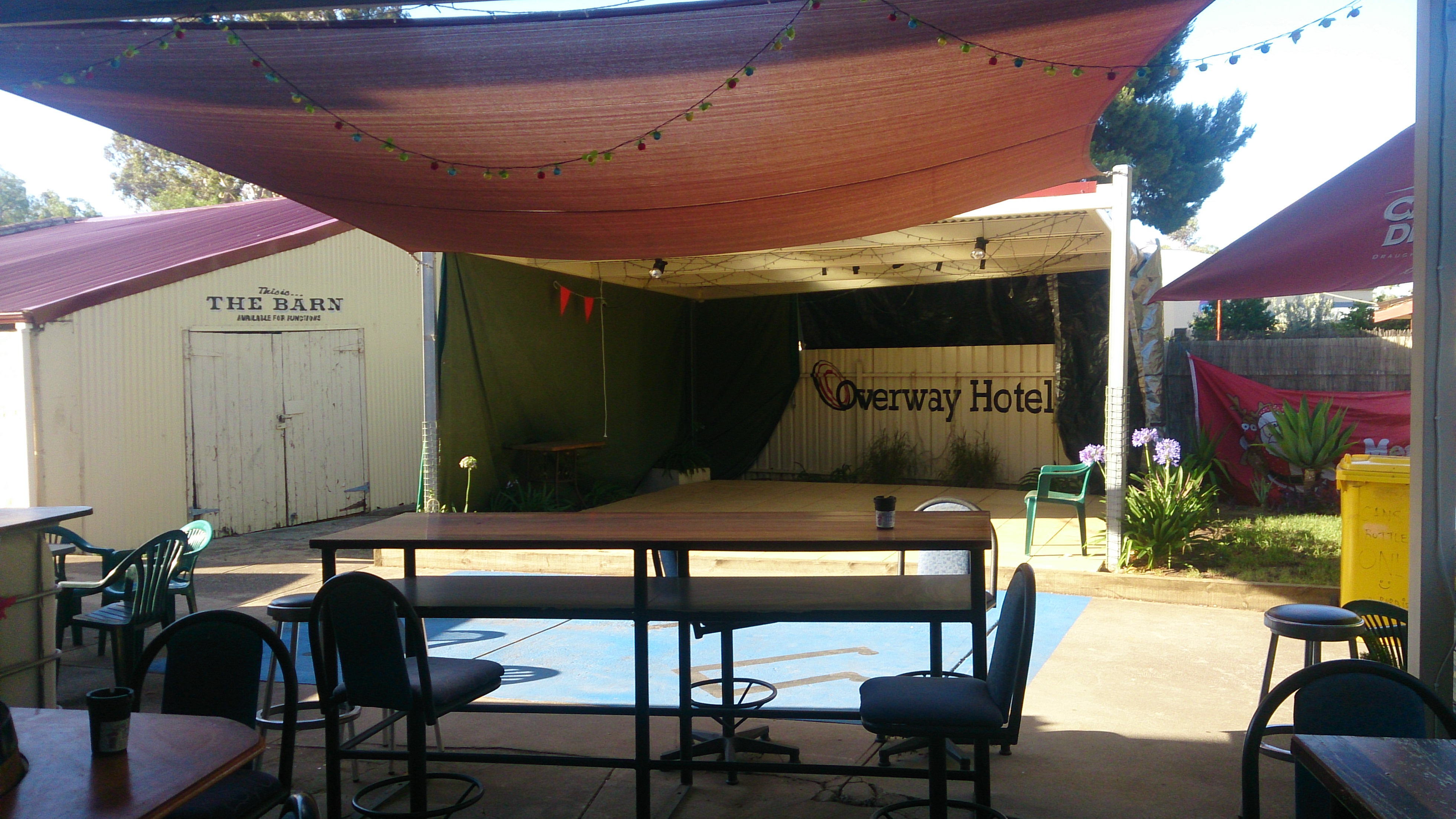 Overway Hotel - Accommodation Melbourne