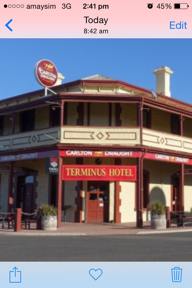 The Terminus Hotel Motel - Accommodation Melbourne