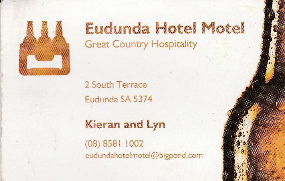 Eudunda Hotel Motel - Accommodation Melbourne