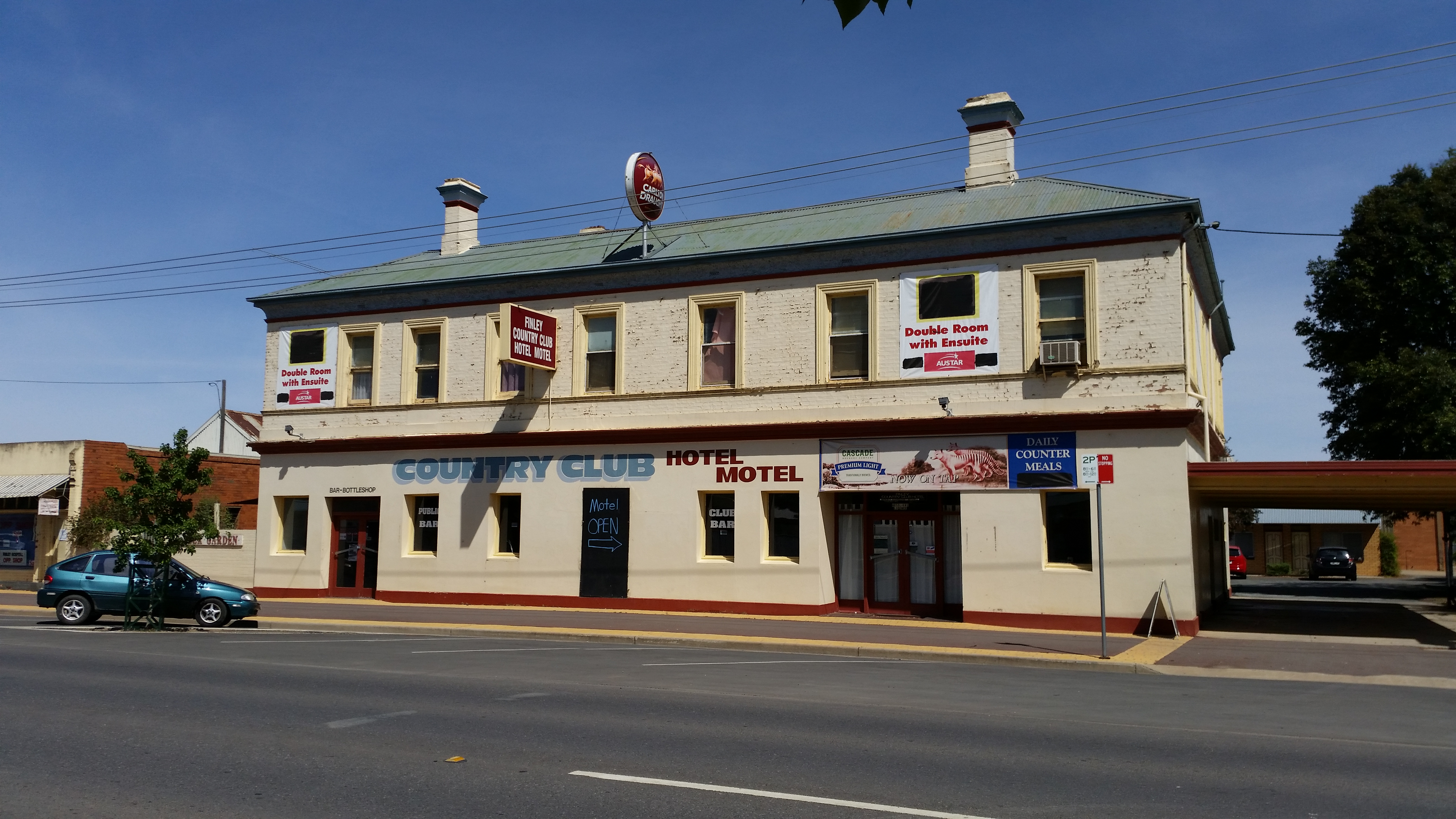 Country Club Hotel Motel - Accommodation Melbourne