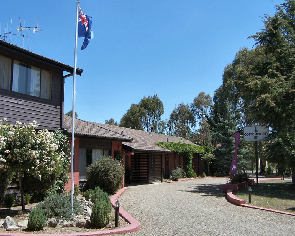 Cottonwood Lodge Motel - Accommodation Melbourne