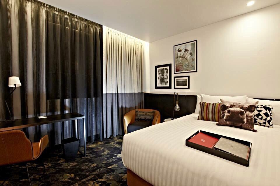 Rydges Fortitude Valley Brisbane - Accommodation Melbourne
