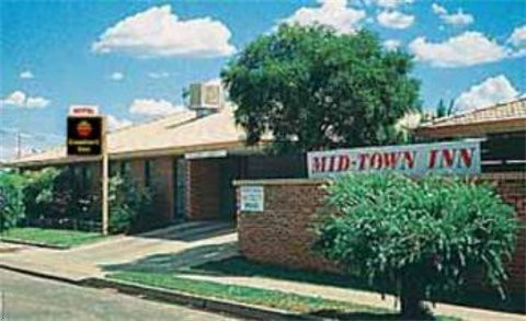Comfort Inn - Mid Town - Accommodation Melbourne