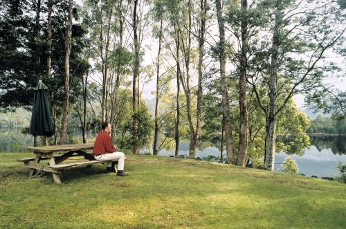 Tullah Lakeside Chalet - Accommodation Melbourne