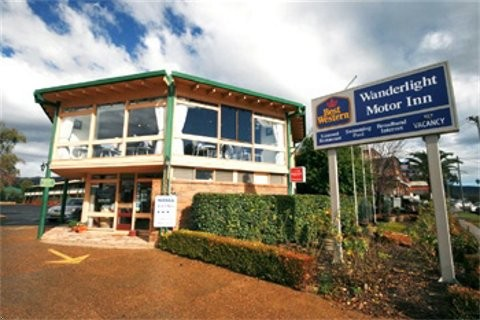 Wanderlight Motor Inn - Accommodation Melbourne
