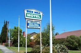 Box Hill Motel - Accommodation Melbourne