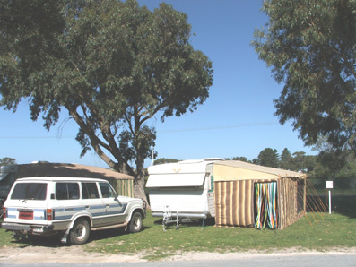 Waterloo Bay Tourist Park - Accommodation Melbourne