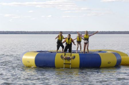 Lake Bonney Holiday Park - Accommodation Melbourne