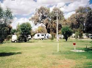 Morgan Riverside Caravan Park - Accommodation Melbourne
