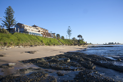 Oceanfront Motel - Accommodation Melbourne