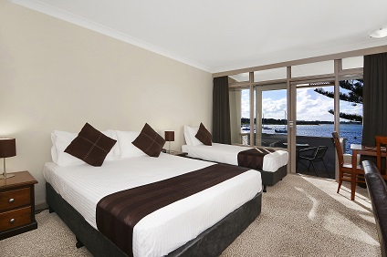 Waters Edge Country Comfort - Accommodation Melbourne