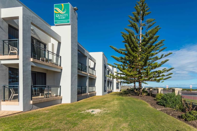 Quality Resort Sorrento Beach - Accommodation Melbourne