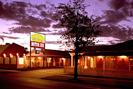 Dalby Mid Town Motor Inn - Accommodation Melbourne