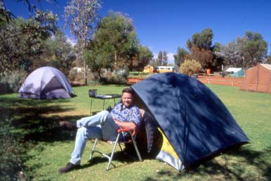 Voyages Ayers Rock Camp Ground - Accommodation Melbourne