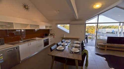 Bo'Vine Holiday Apartment - Accommodation Melbourne