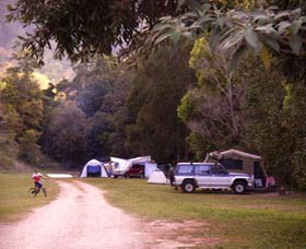 Mt Warning Holiday Park - Accommodation Melbourne