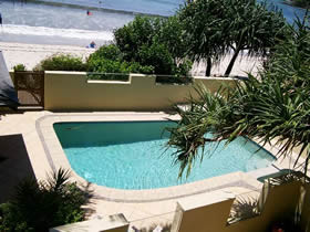 Portofino Beachfront Apartments - Accommodation Melbourne