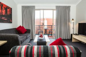 Adara Hotels Apartments - Accommodation Melbourne