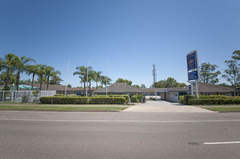 Colonial Terrace Motor Inn - Accommodation Melbourne