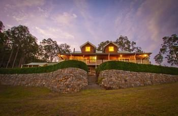 Bimbadeen Mountain Retreat - Accommodation Melbourne