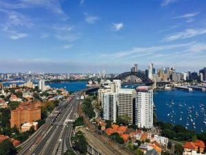 Meriton Serviced Apartments North Sydney - Accommodation Melbourne