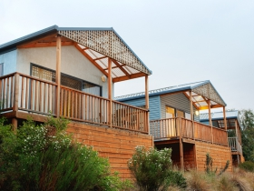 Discovery Holiday Parks Hobart Cosy Cabins - Accommodation Melbourne