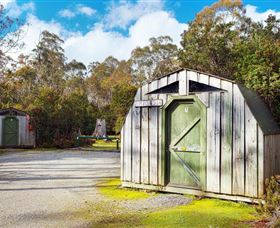 Discovery Holiday Parks Cradle Mountain Cosy Cabins - Accommodation Melbourne