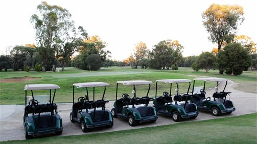Deniliquin Golf Leisure Resort - Accommodation Melbourne