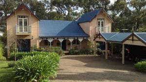 Hideaways at Red Hill - Accommodation Melbourne