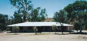 Gum Creek Station Shearers Quarters - Accommodation Melbourne
