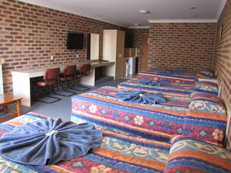 Big Trout Motor Inn - Accommodation Melbourne