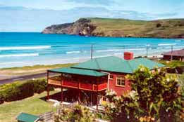 Cape Bridgewater Sea View Lodge - Accommodation Melbourne