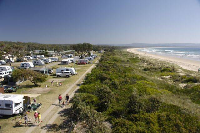 Discovery Holiday Parks - Pambula Beach - Accommodation Melbourne
