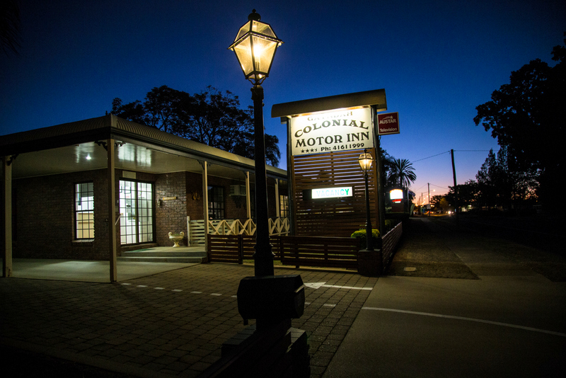 Gayndah Colonial Motor Inn - Accommodation Melbourne