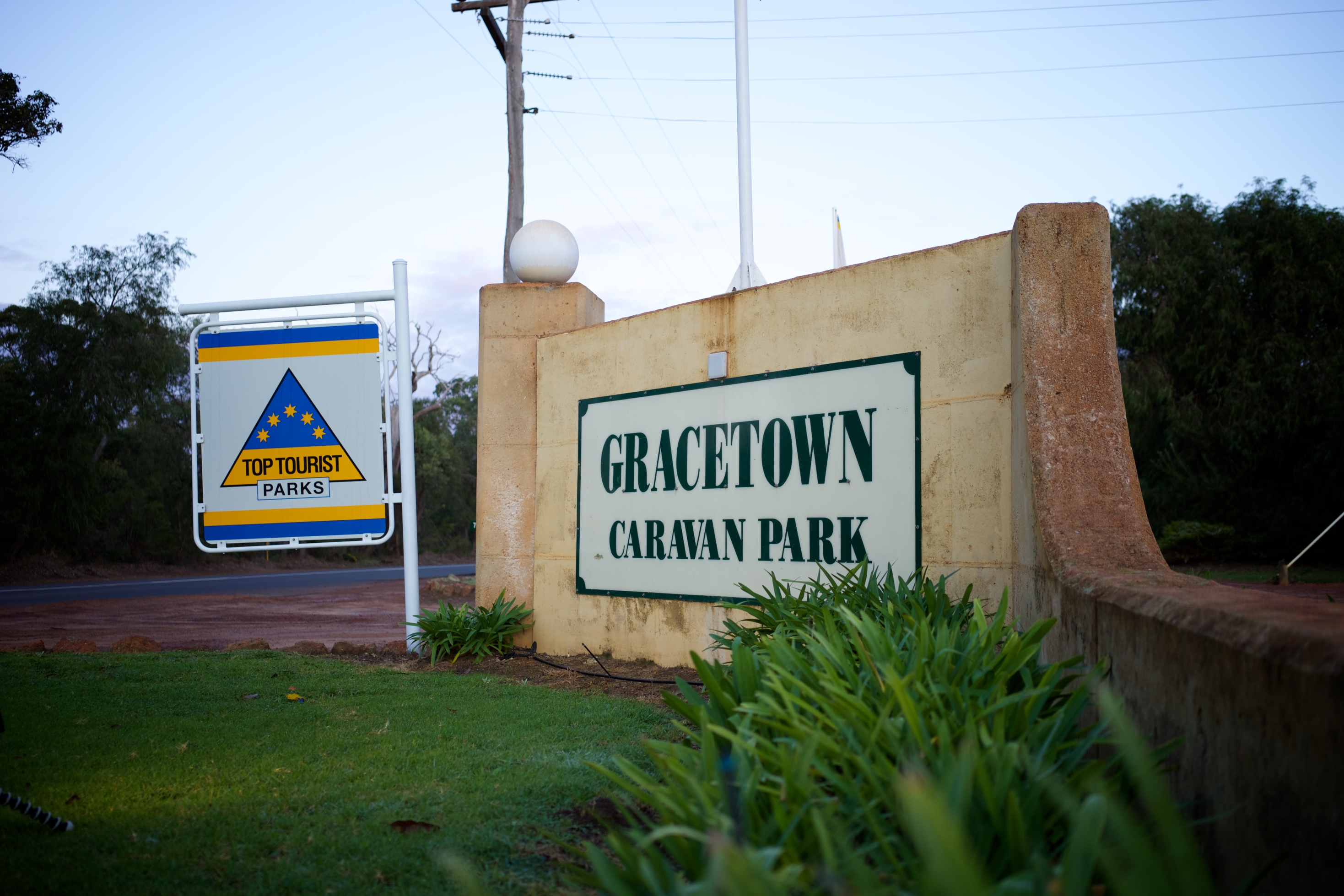 Gracetown Caravan Park - Accommodation Melbourne
